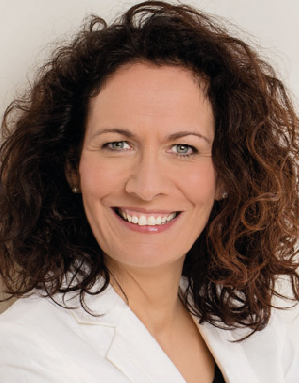 Pia Michel, COO, consultant for personnel and organisational development