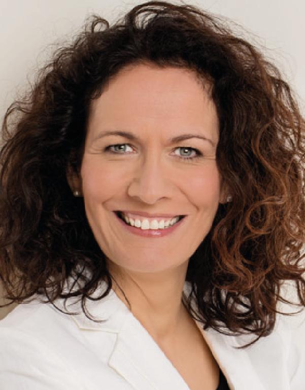 Pia Michel, COO, Personalberatung