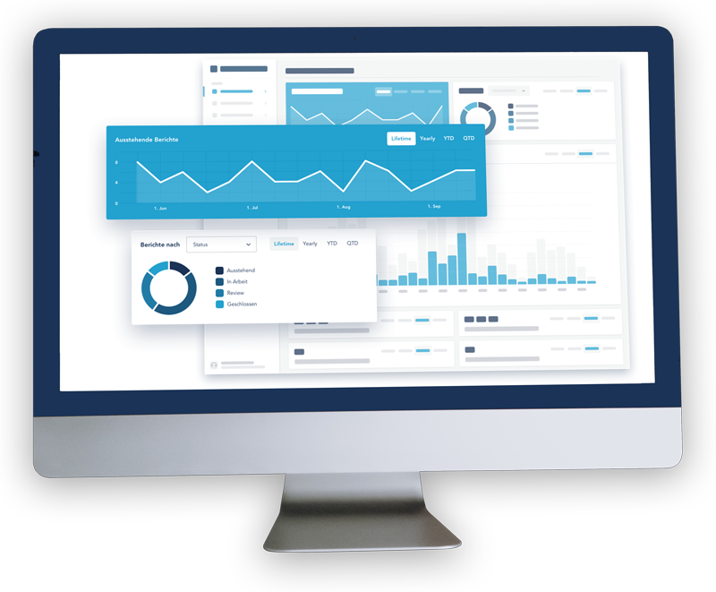 Whistleblowing System, Dashboard