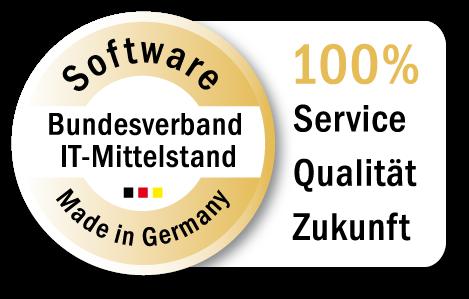 Made in Germany, Gütesigel, Software Bundesverband IT-Mittelstand